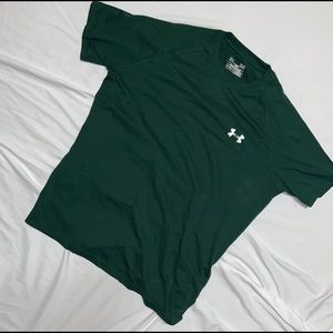 Under Armour Heat Gear Loose Fit Workout Shirt